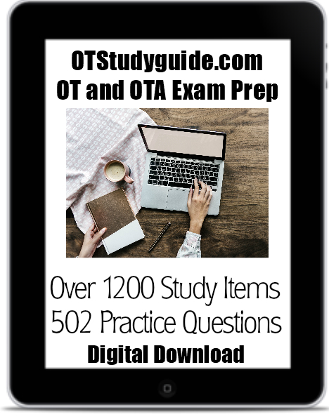 Study guide for NBCOT® Exam - OTR® & COTA®